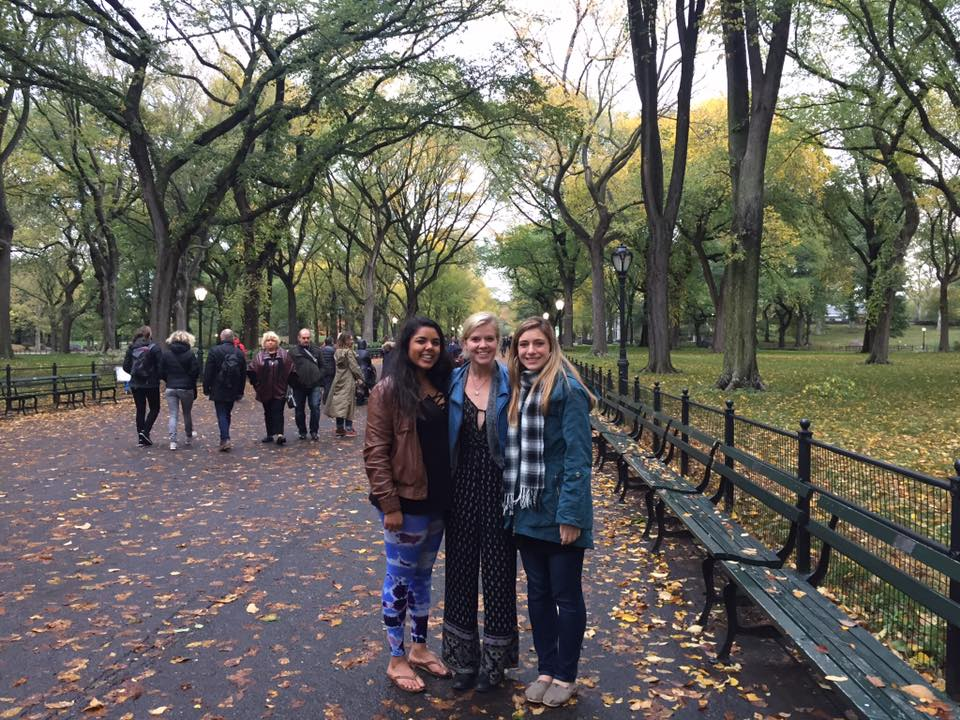 Fall Break in the Big Apple
