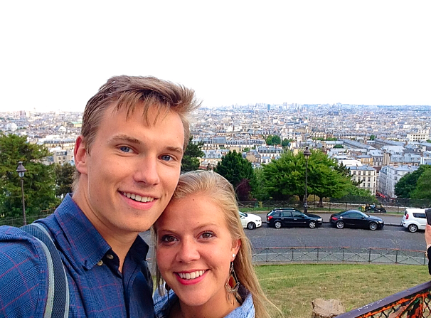 Eurotrippin' With My Love